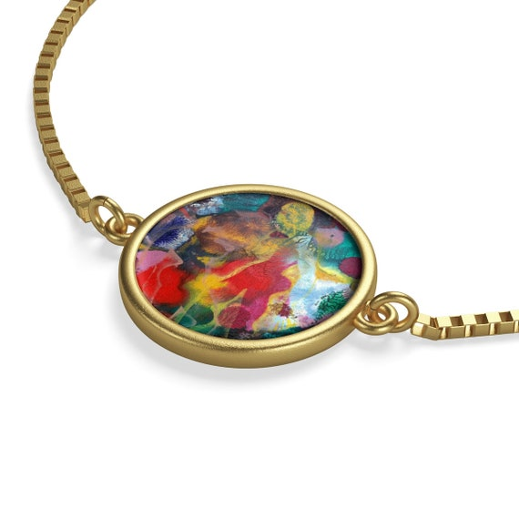 Bartos Art Bracelet: MIMICRY VI., Emphasize your Individuality and aesthetic Sense