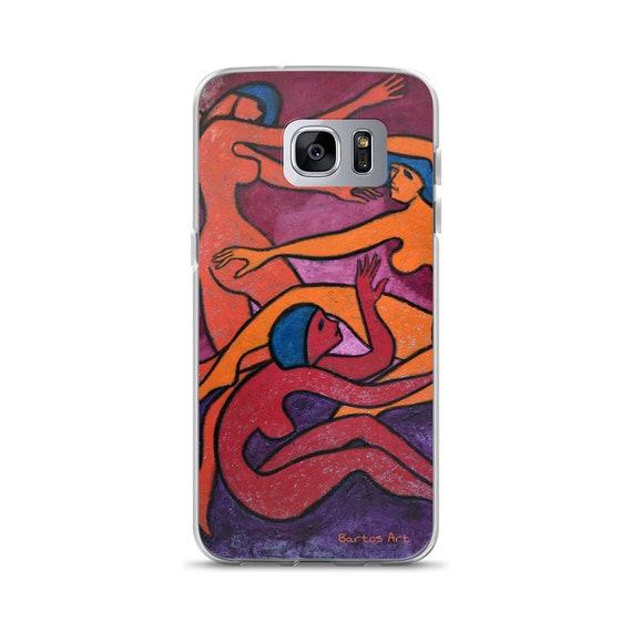 Bartos Art Samsung Case: THE CIRCLE, Highlight your unique Appearance