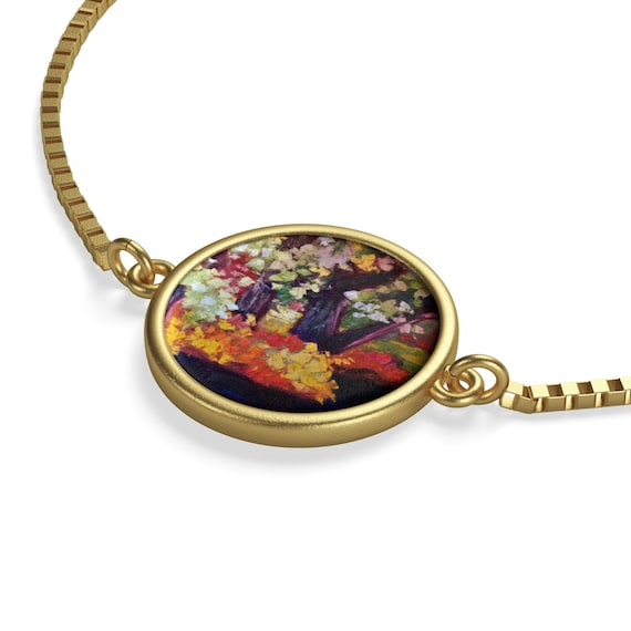 Bartos Art Bracelet: Deep Water, Emphasize your Individuality and aesthetic Sense
