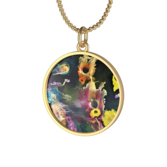 Bartos Art Necklace: Secrets of the Sea, Individual and aesthetically pleasing Appearance