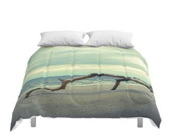 Die Bucht Küstenlandschaft Foto Auf Bettwäsche   Bettdecken   Duvet Cover    Vortäuschung Sets   Schlafzimmer Dekor