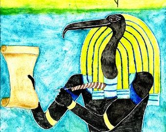 Thoth Print