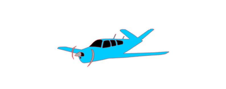 Beech Bonanza V-Tail