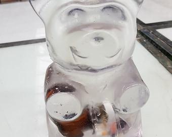 Giant Resin Gummy Bear (clear/mixed)