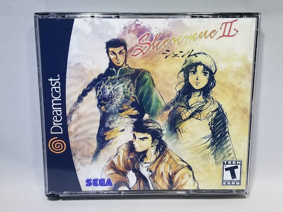 Shenmue ii dreamcast - Shenmue II (Game) - FAQ MFCoin & Freeland