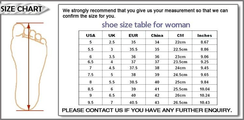 fc4bd2380b How to measure your feet