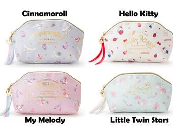 ffff08e77360 Japan Sanrio Cinnamoroll   Hello Kitty   My Melody   Little Twin Stars  Pencil Case   Pen Pouch (Happiness)