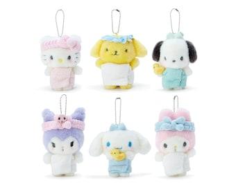 Pochacco Keychain Mascot Charm Japan Sanrio Kuromi Pompompurin Sakura