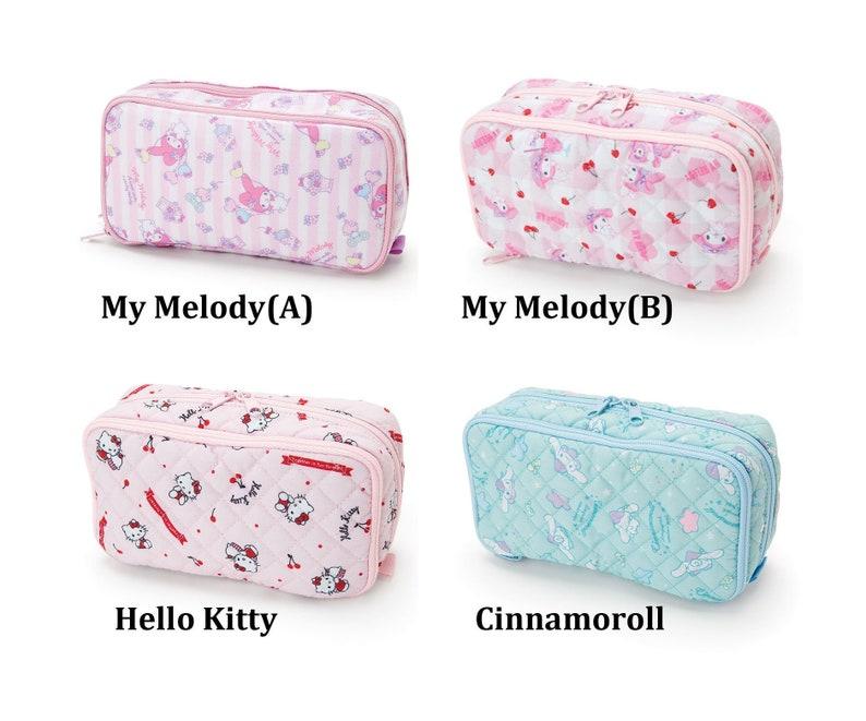 71b7892659 Japan Sanrio My Melody   Cinnamoroll   Hello Kitty Pencil Case