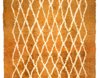 New Anatolian Tulu, hand knotted. 255 x 280 cm NO: 20130