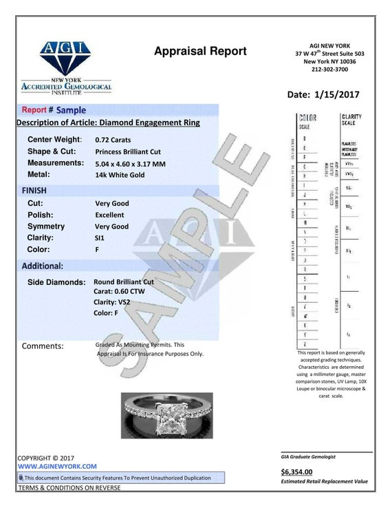 nouvelles photos détaillant correspondant en couleur 0,90 CT diamant Solitaire bague de fiançailles, bague de fiançailles  diamant Solitaire, diamant naturel rond coupe G/SI2, bague Solitaire or  blanc 14K