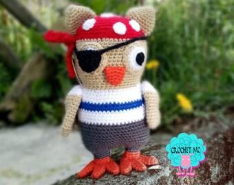 Crochet Mary C