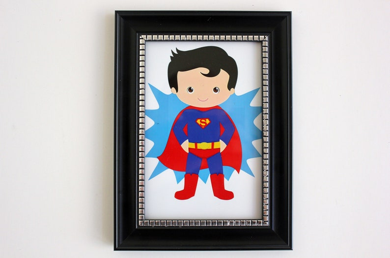 photograph about Printable Superman Pictures known as Printable Superman Nursery Wall Artwork Prints Superman Tremendous Boy Decor Wall Decor Electronic Obtain Downloadable Prints Fast Obtain