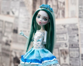 Ooak Doll from Monster High