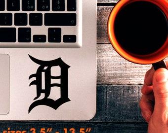 Detroit decal