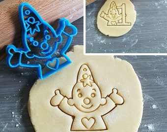 Bumba Cookie Cutter with option to personalize