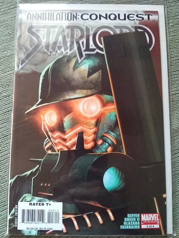 Annihilation: Conquest - Starlord #3 (of 4)