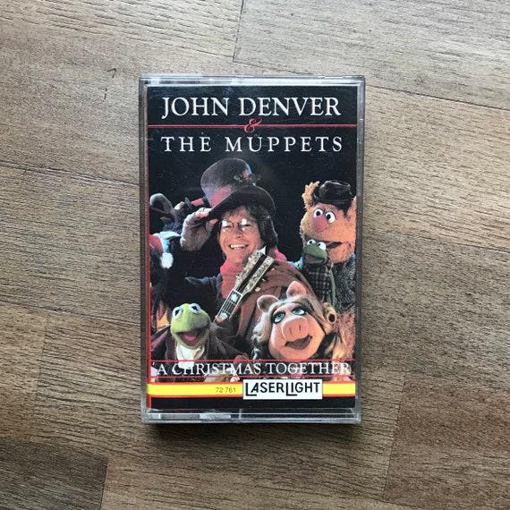 John Denver Coat Muppets Christmas.1996 John Denver And The Muppets A Christmas Together Cassette Tape