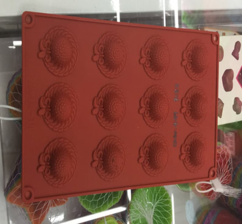 Lady hat silicone mold cake chocolate mold kitchen supplies ice cream grills baking essential new