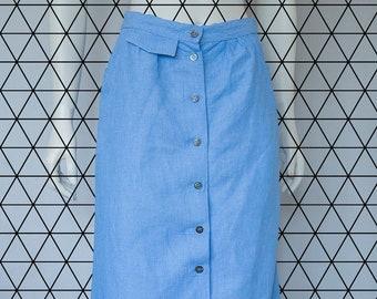 Long Caramel Brown Pencil Skirt Medium 28 Waist Retro Hipster Diagonal Zipper Closure 90s Does 70s Brown Suede Midi Skirt Pockets