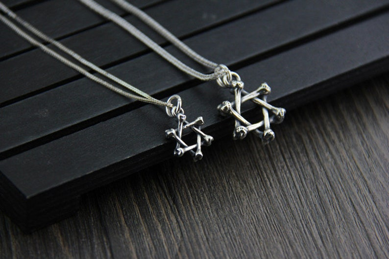 Sterling Silver Six-pointed star Pendant,Bracelet Necklace Pendant,925 Sterling Silver Six-pointed star Charms,DIY Hand Chain Pendant