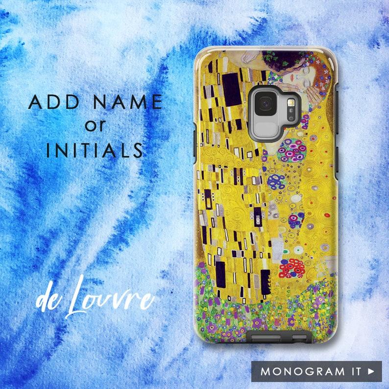 Klimt The Kiss Google Pixel 2 Xl Case Art Nouveau Samsung Galaxy S8 Case Galaxy Note 8 Case Galaxy S7 Case Lg G5 Case Huawei P10 P9 Case