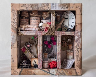 Altered Configurations Memory Box