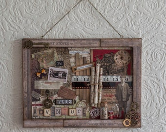 Altered Canvas Configurations Frame