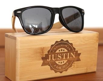 f0206a8b5b Bamboo Personalized Wooden Sunglasses