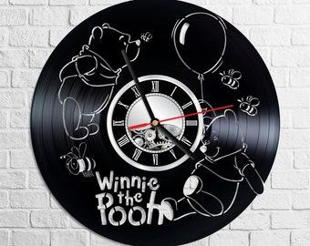 Winnie pooh clock | Etsy