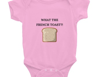 What the French Toast Onesie