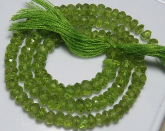 Peridot Green Quartz Side Drilled Faceted Carved Pear Size 8x16MM 10 Pieces
