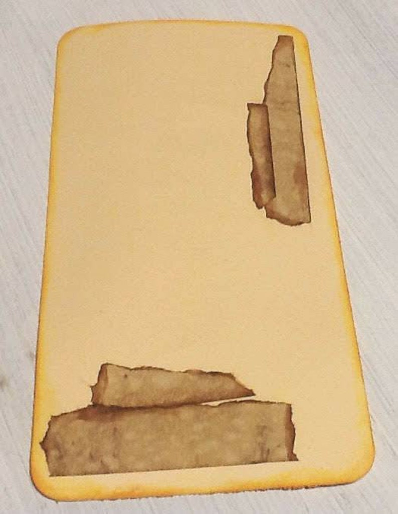 Large journaling card or bookmark Ephemera for journals and junk journals Gone With the Wind Antebellum woman Scarlett O/'Hara.