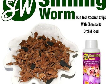 Fertilizer /> Oncidiums Get in 3-9 Days SW Triple-Washed Coconut Husk Chip Mix