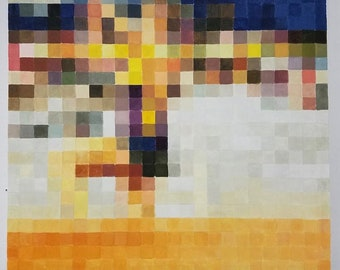 High Jump - Pixelated