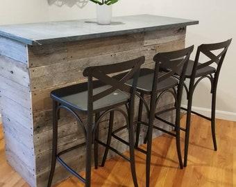 Home Bar   Rustic Reclaimed Barn Wood