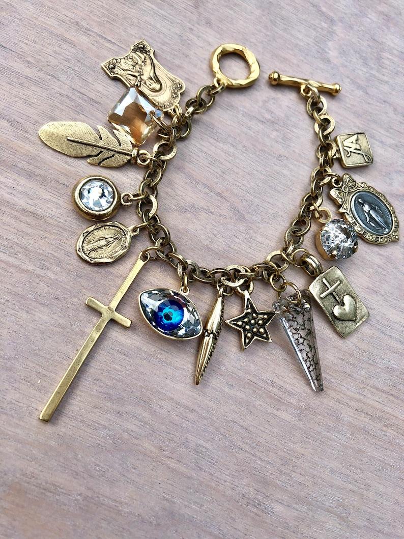 Prostasia Vintage Charm bracelet
