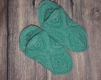 Women's Granny Square Slipper House Shoes