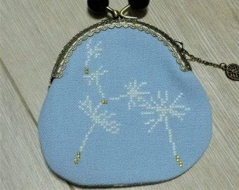 Dandelion Dream purse