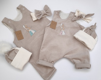 bootees and scratch mittens set. NEW Only 2 available hat Peter rabbit newborn short sleeve cross over vest