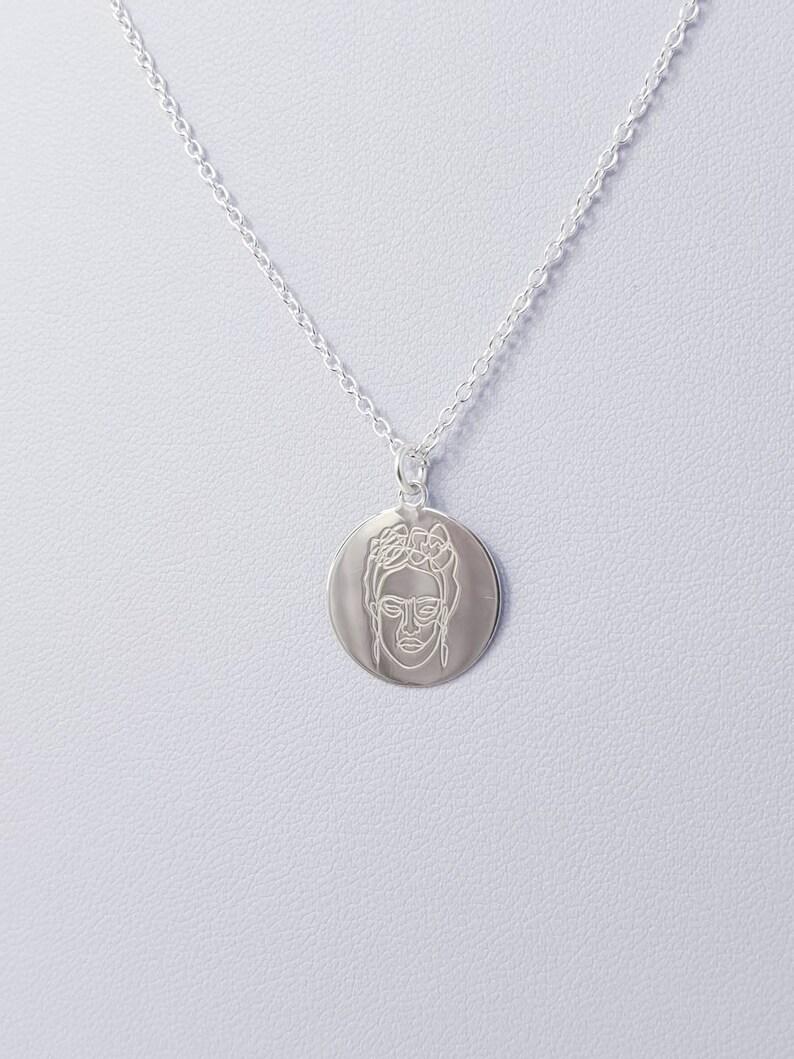 Frida Kahlo necklace image 0