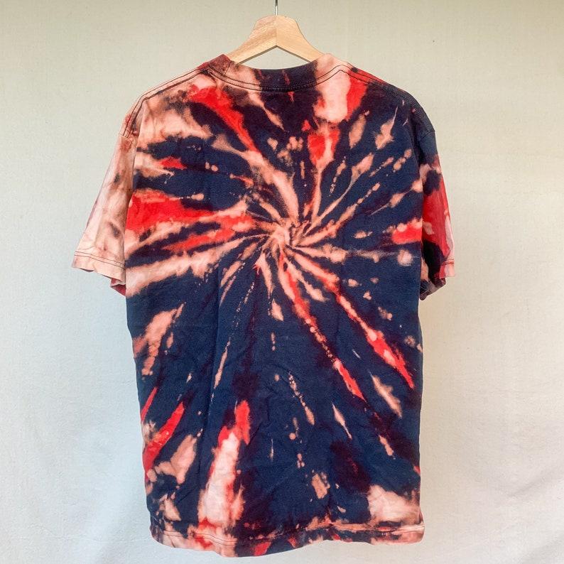 Tie Dye Winnipeg Jets Hockey T-Shirt