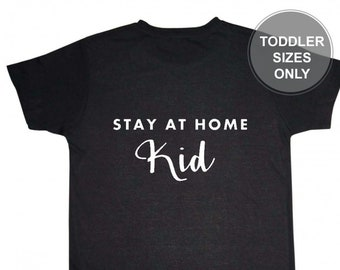 Stay at Home Mom Tee Shirt / Adulting Tees / Mom Tees / Mom | Etsy