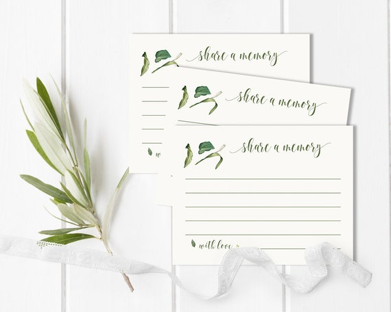 share a memory card template share a memory cards memory etsy