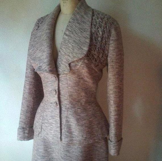 1950's Lilli Ann Suit