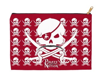 PIRATE NATION Accessory Pouch