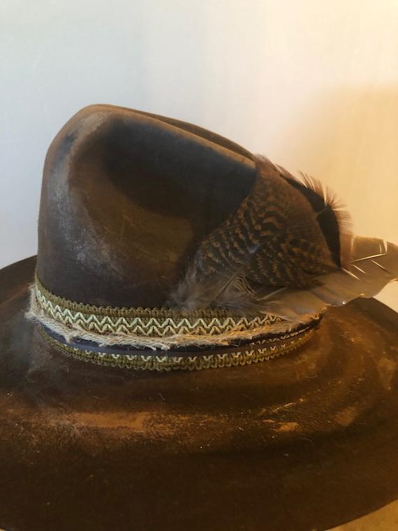 Vintage Western Hat - image 4