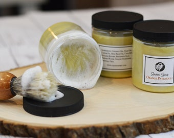 Litsea Shave Soap