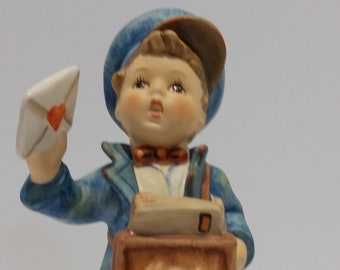 Hummel: Postman.  tmk 6