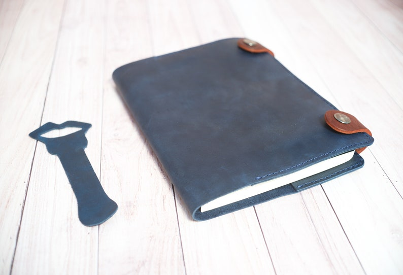 Leather notebook Notepads Notepad cover a5 notebook cover leather notebook cover notebook cover leather journal Leather notepad